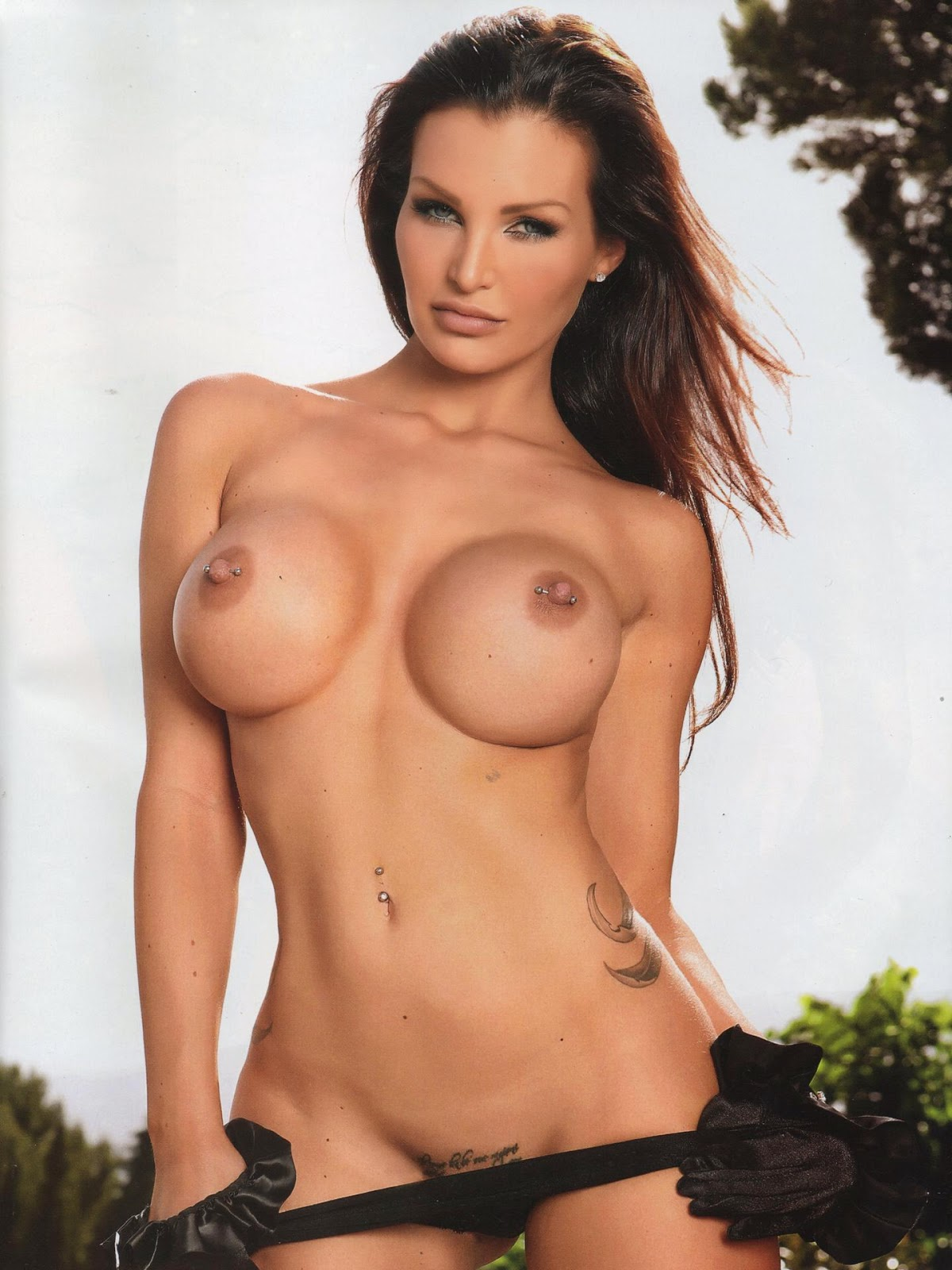 Helen de muro tits
