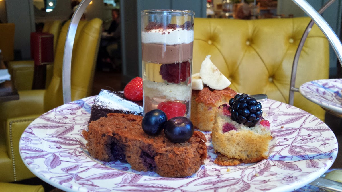 108 Marylebone Hotel - National Afternoon Tea Week