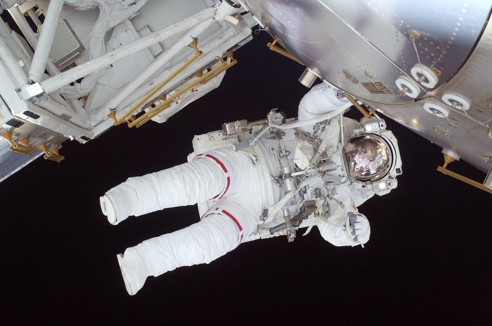 sobrevivir en el espacio