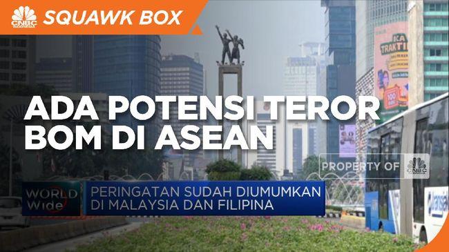Jepang Akhirnya Klarifikasi Terkait Peringatan Teror Bom di ASEAN Termasuk Indonesia