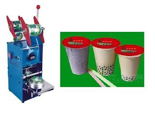 Cup Sealing business kvptalk