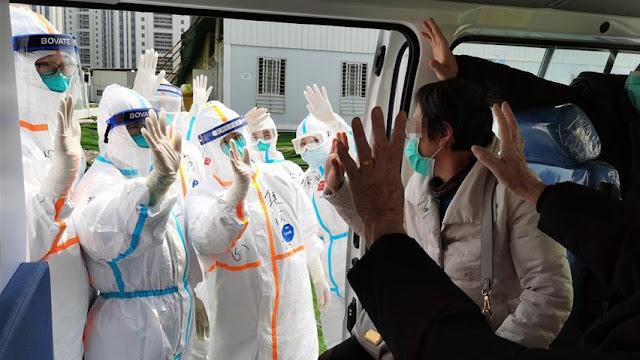 الصين : 0 إصابة محلية جديدة بـ فيروس كورونا