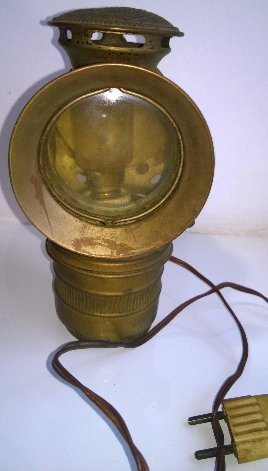 фото карбидного фонаря сочетании