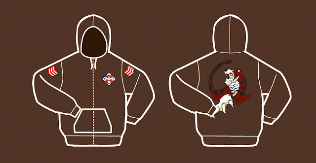 Insert Coin's 2012 jacket concept image