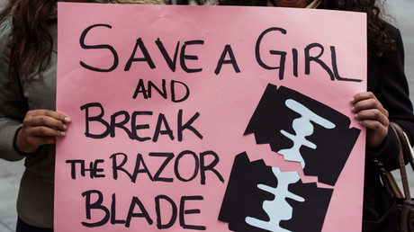 #HumanRights,#Health : More than 13,000 girls in Germany are at risk of FGM genital mutilation !