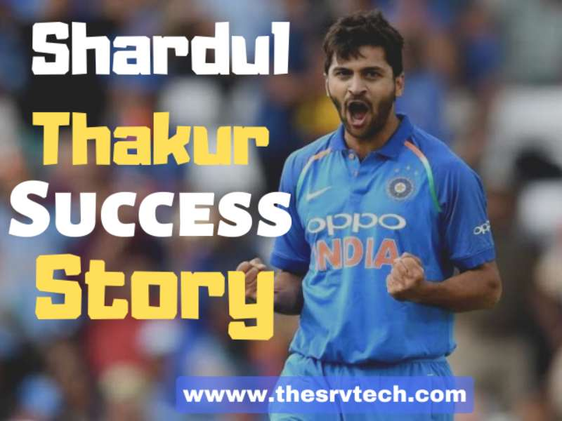 Shardul Thakur Biogarphy in hindi