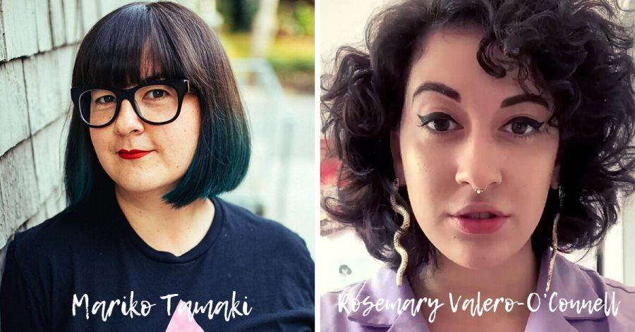 Mariko Tamaki e Rosemary Valero-O'Connell