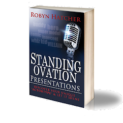standing ovation analogies friend communication presentations robyn hatcher inspirations complimentary crafting chapter information