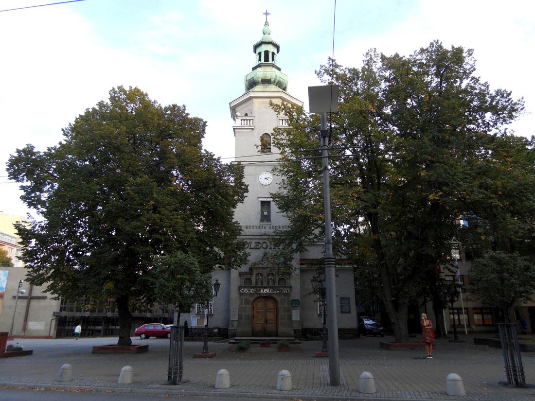 Chiesa a Gdynia