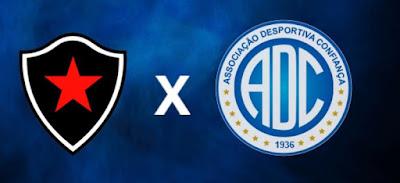 Confiança e Botafogo duelam neste domingo pela décima quinta rodada da Série C