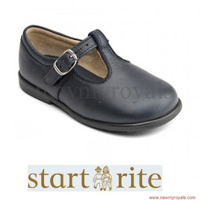 Prince George wore START RITE Shoes