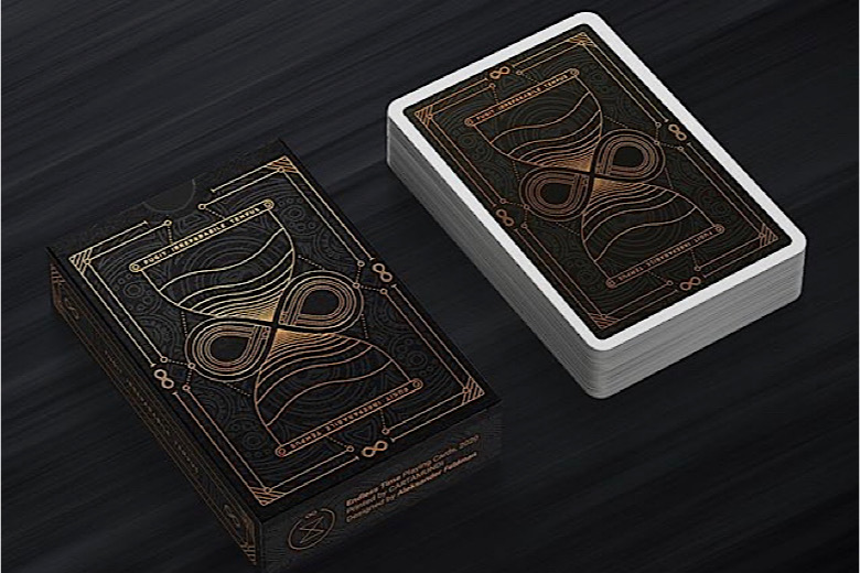 "Cartes à jouer ""Endless Time"" : version de luxe sur Kickstarter 4"