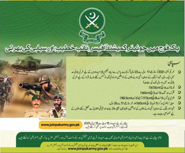 Military Police Jobs 2021 Advertisement