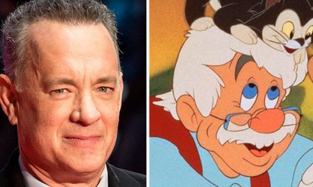 """Disney negocia que Tom Hanks sea Geppetto en la nueva versión de """"Pinocho"""""""