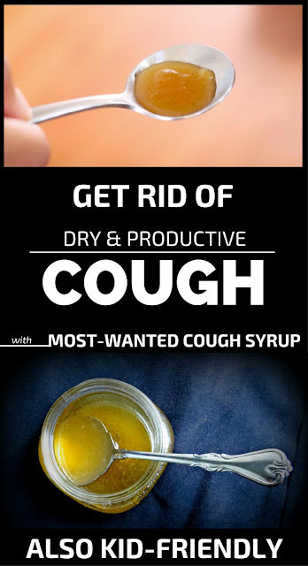 Get Rid Of Dry And Productive Cough With The Most-Wanted Cough Syrup