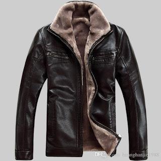 Model Jaket Kulit Domba Terbaru 2020