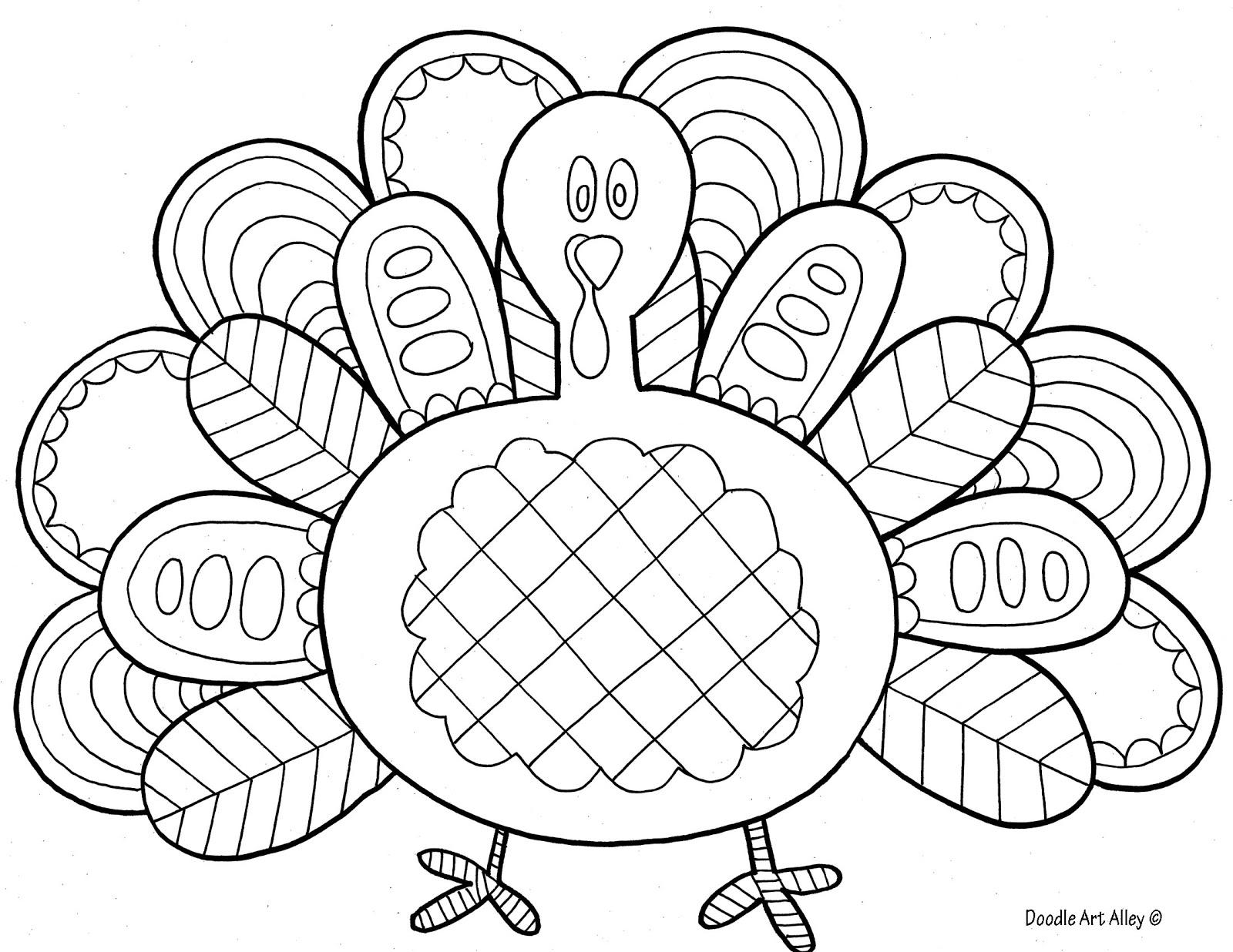 White Trash Mama Turkey Printable