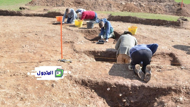 بقايا بشرية قديمة واكتشاف لغز من العصور الوسطى في جنوب إنجلترا