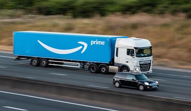 Bisnis Ekspedisi Amazon Mulai Aktif, FedEx Terancam!