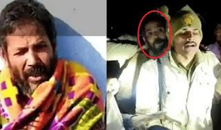 बदायूं केसः सामूहिक बलात्कार का मुख्य आरोपी महंत गिरफ्तार, अनुयायी के घर में छिपा बैठा था दरिंदा | #NayaSaberaNetwork