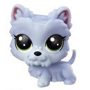 Littlest Pet Shop Series 3 Multi Pack Scottie (#3-161) Pet