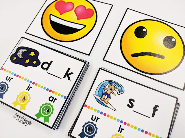 Self-checking poke cards are an absolute game-changer to reinforced a variety of phonics skills.  These motivating and engaging poke-cards are the perfect independent activity for morning work, seat work, centers, partner work, small group warm-up, and more!  Learn how you can them in your classroom and/or reading groups! [includes: ● rhyming ● segmenting words ● syllables ● short vowels ● long vowels ● blends ● digraphs ● bossy r ● diphthongs ● hard/soft g and c]