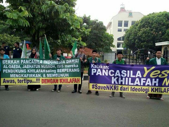 #BhinnekaTunggalIKa: Polisi Jangan Ragu Tertibkan Ormas Anti Pancasila dan Anti NKRI
