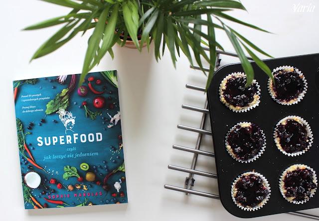 SuperFood czyli jak leczyć się jedzeniem - Sophie Manolas