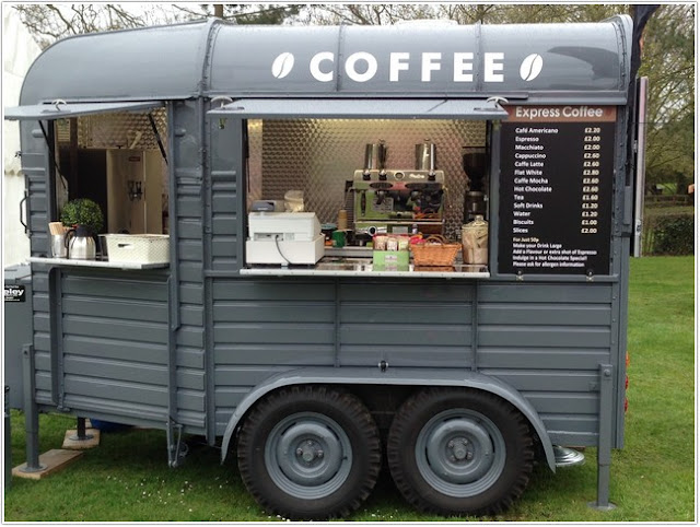 Express Coffee;Coffee Stands or Coffee Carts