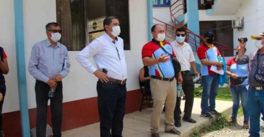 Gobierno Regional y DRE Huánuco se pronuncian en contra resolución del MINEDU