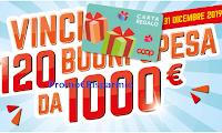 Logo Concorso ''120 anni Sait'': vinci 120 buoni spesa da 1.000€