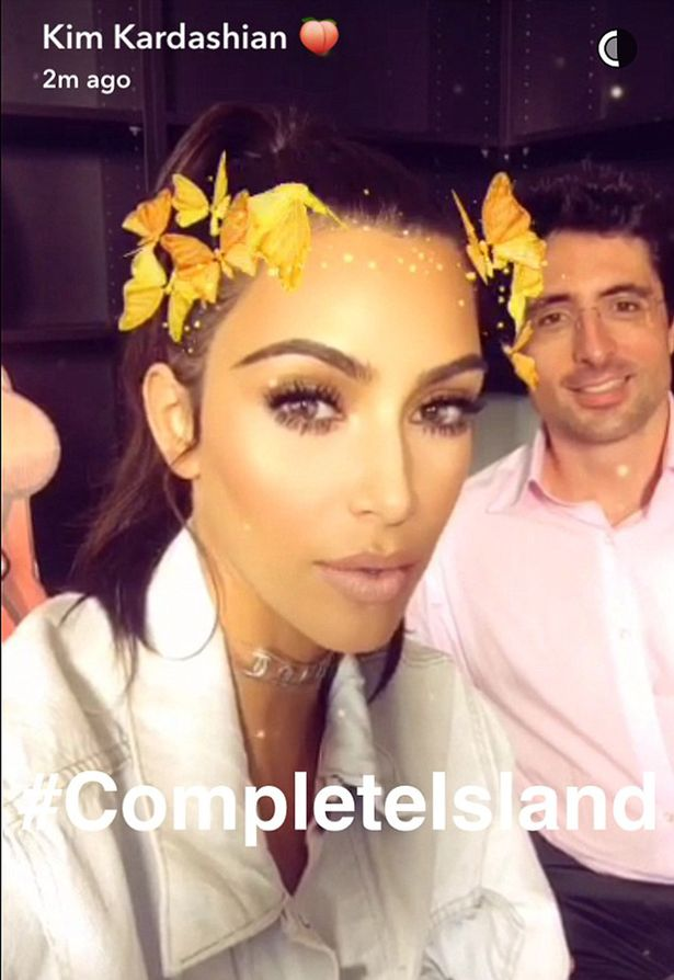, Kim Kardashian flaunts figure in a corset and reveals she's so rich she might buy an ISLAND, Latest Nigeria News, Daily Devotionals & Celebrity Gossips - Chidispalace