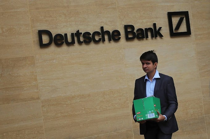 Deutsche Bank inicia demissões em massa de 18 mil funcionários