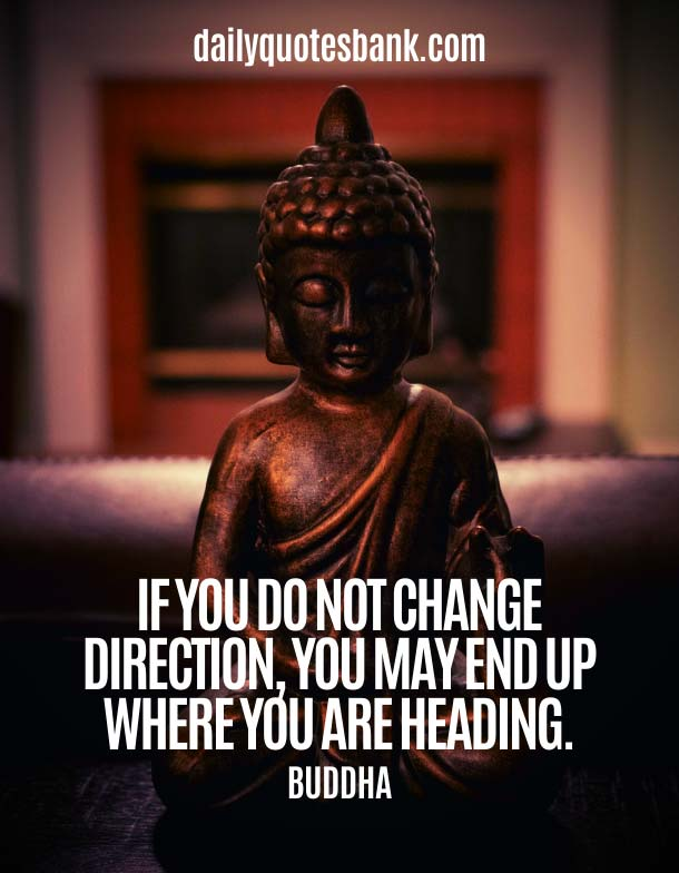 Best Buddha Quotes On Changing Yourself