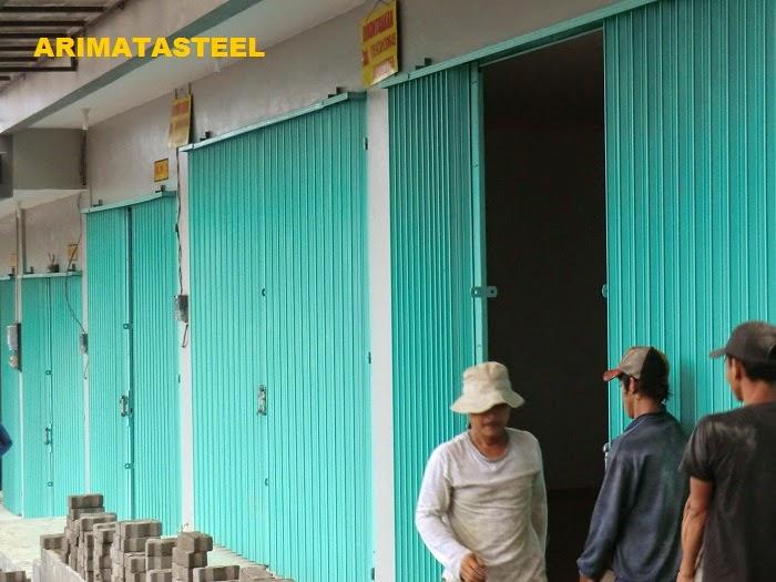 gambar untuk harga folding gate di Jembatan Lima
