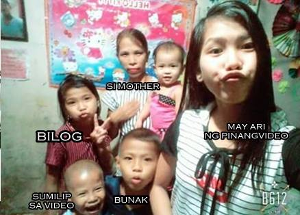 The Tiongson family - Bilog and Bunak