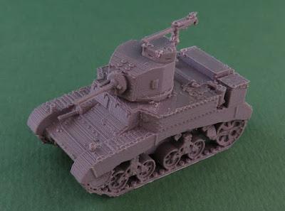 Stuart Tank picture 1