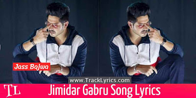jimidar-gabru-lyrics-jass-bajwa