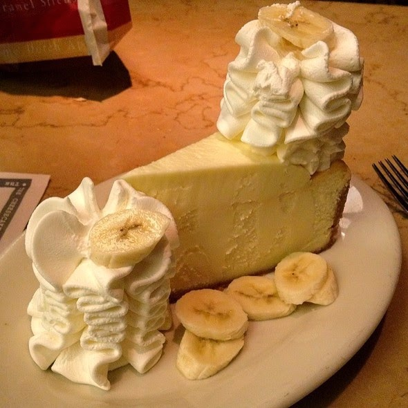 Donisitorus Cheesecake Factory