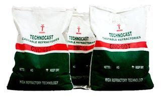 Castable Tahan Api Suhu Tinggi - Technocast Castable Refractories