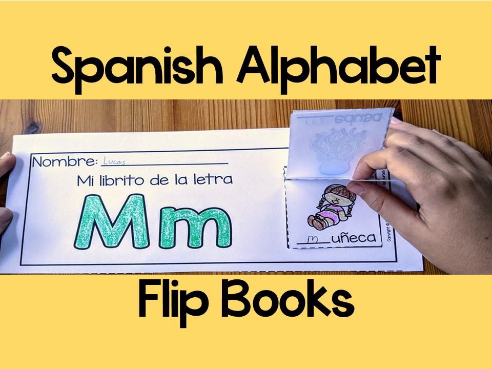 Libritos del alfabeto