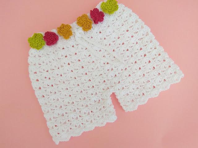 5 - Crochet Imagen Shorts de verano a crochet y ganchillo por Majovel Crochet