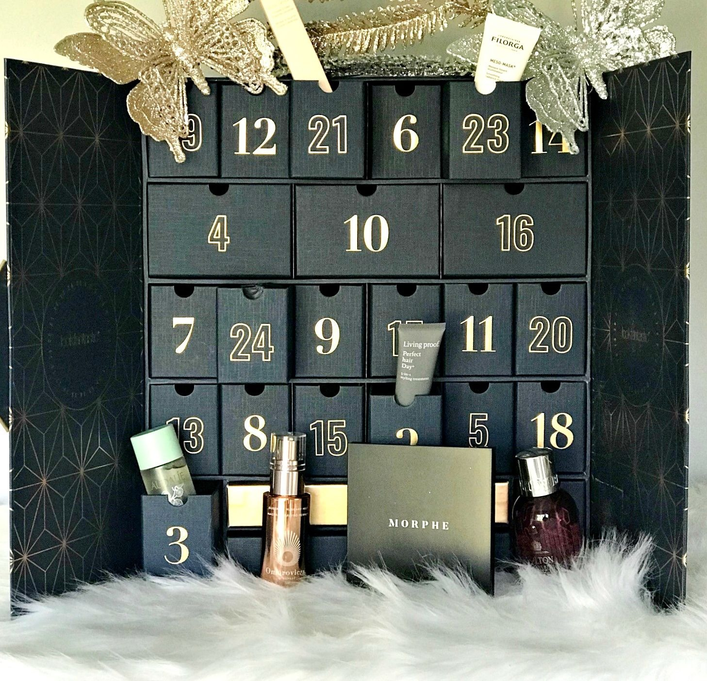 Look Fantastic Advent Calendar 2019 review & contents