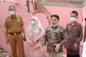 Ketua DPRD Kabupaten Bekasi Tinjau Lokasi Lonsor di Desa Sukaresmi