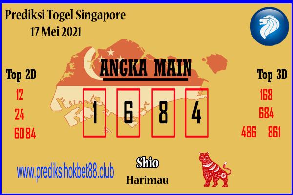 Bocoran Togel Singapore 17 Mei 2021