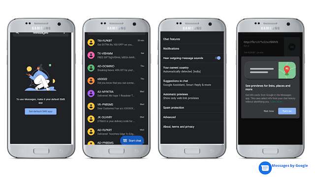 10 best messaging app for android User's(with downloading links)