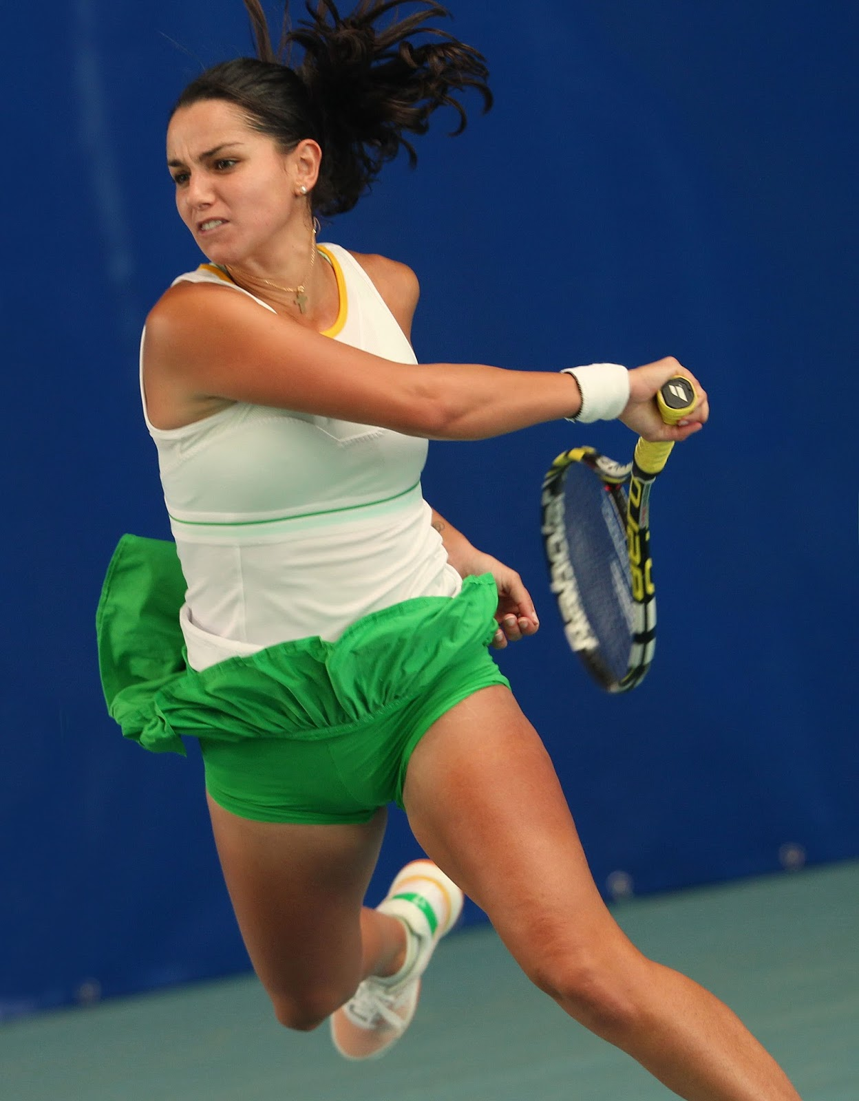 Appeared Woman Russian Tennis Players 92