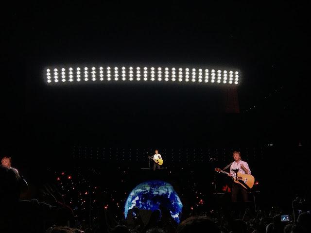 Paul McCartney, relacja z koncertu w Krakowie, 3.12.2018, Tauron Arena Kraków