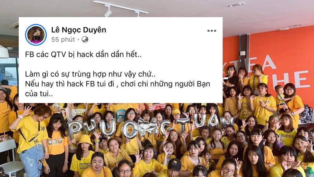 Hàng loạt tài khoản quản trị viên của FC Jack bất ngờ 'bốc hơi' trên Facebook, hacker được cho là fan của K-ICM?