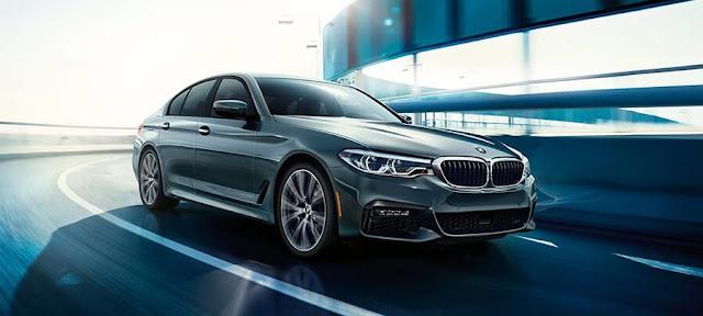 BMW Seri 5 Sudah Dapat Menggunakan Kunci Digital Apple